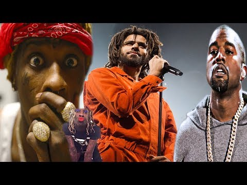 Why Does J.Cole HATE Kanye West But LOVE Young Thug?
