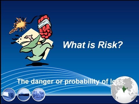 Webinar on Managing Risks in Supply Chains