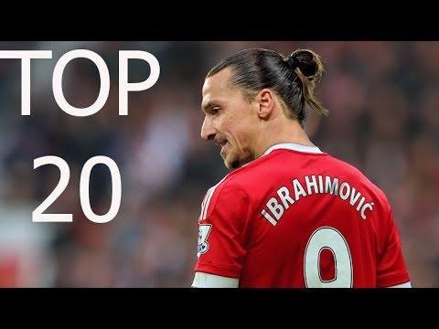 Zlatan Ibrahimovic Top 20  Best Goals Ever  HD
