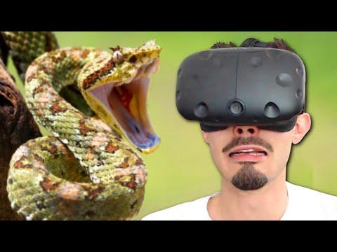 SUIS-JE COURAGEUX ? - DONT LET GO sur HTC VIVE 2/2