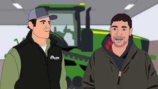 Animated Podcast -  An Interview with RDO Equipment