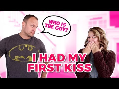 I HAD MY FIRST KISS (NOT CLICKBAIT)
