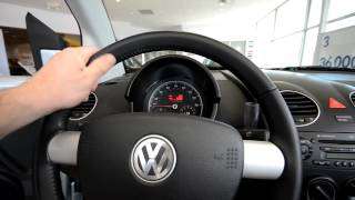 2009 VW NEW BEETLE CONVERTIBLE Videos