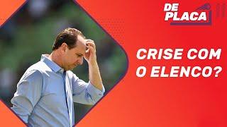 ROGÉRIO CENI em crise com o elenco do CRUZEIRO e FLAMENGO LÍDER | De Placa (09/09/2019)