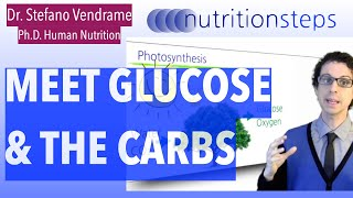 Nutrition Steps 4.1 - Glucose and its functions