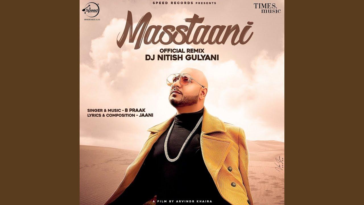 Masstaani Remix By DJ Nitish Gulyani