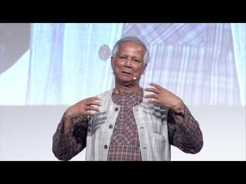 노벨평화상 수상자 무함마드 유누스 특별초청 강연