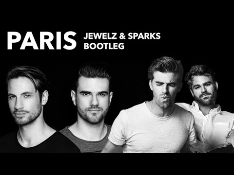 The Chainsmokers - Paris (Jewelz & Sparks Bootleg)