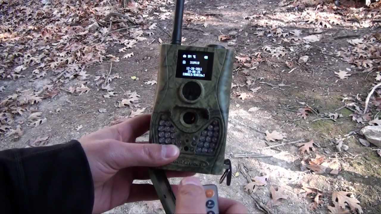 scoutguard trail camera instructions