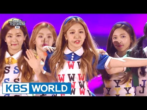 Red Velvet - Dumb Dumb [2015 KBS Song Festival / 2016.01.23]