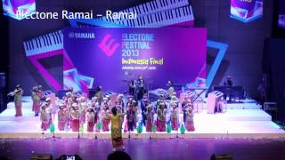 Yamaha Electone Festival 2013 Indonesia Final