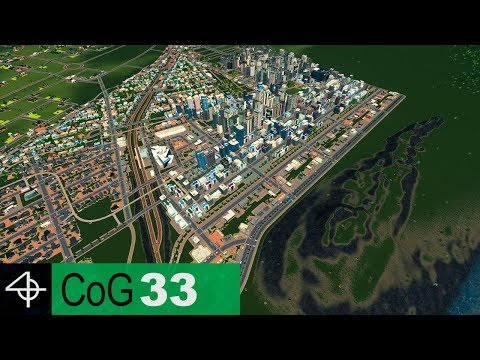60.000 Population Green City | Cities: Skylines – City of Gardens SCENARIO, Part 33