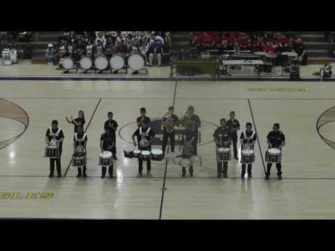 Holtville Middle School Drum Line 05 08 2017