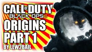 Call of Duty: Black Ops 2 Zombies - ORIGINS (Excavation Site 64) - Part 1 - By Lew2Bail