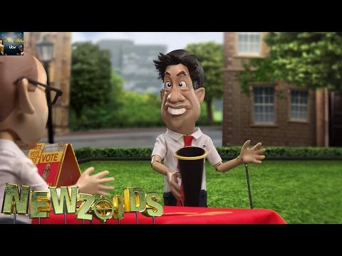 Newzoids - Ed Miliband and Owen Thingy aka Smith