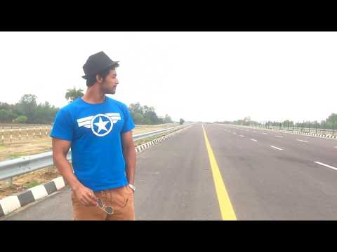 Agra Lucknow Expressway  largest express highway of india