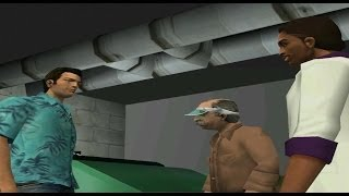 GTA Vice City Mission 58 Hit The Courier (PC)