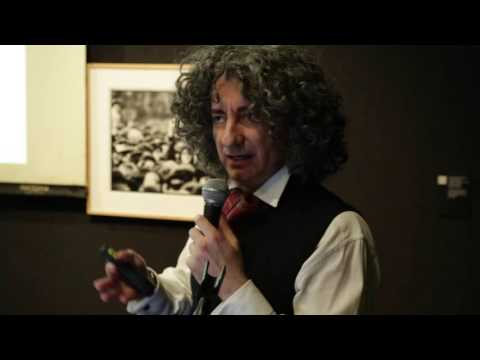 Alexandre Tannous - Exploring Sound. A presentation at The National Arts Club, NYC (04/2015) (Full)