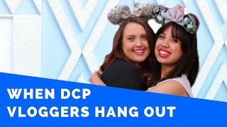 When DCP Vloggers Hang Out | We're Big Hero 6 at Disneyland