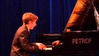 W. A. Mozart: Sonáta F dur KV 280 – I. Allegro assai