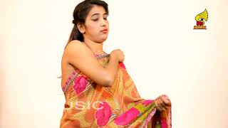 Repeat youtube video How To Wrap A Saree how To Drape A Saree On Backless Blouse 4