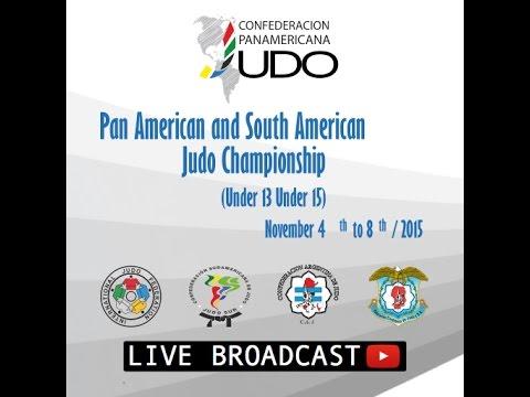 Campeonato Panamericano/Sudamericano de Judo Sub 13