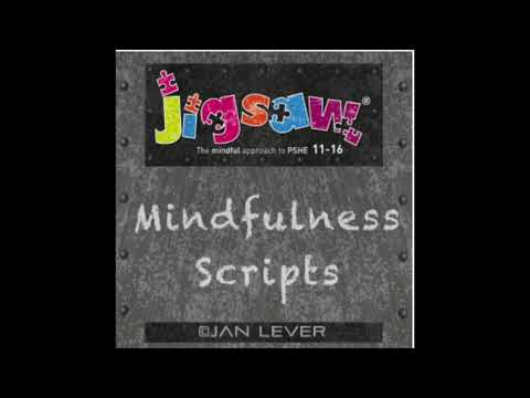 Being Me in My World Mindfulness scripts
