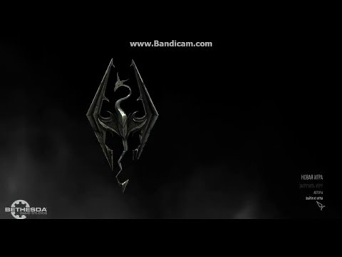 Как изменить квадраты в консоли игры The Elder Scrolls V: Skyrim на английские буквы,