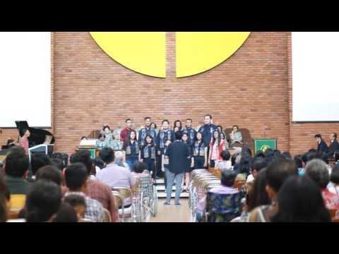Ku Mau Berjalan Dengan Jurus'lamatku (KJ 370) - P.S. Fajar Harapan Komisi Remaja GKI Beringin