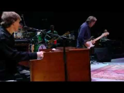 Eric Clapton and Steve Winwood  After Midnight  from Madison Square Garden 2008