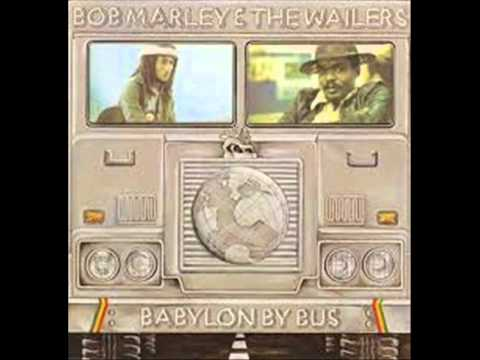 Bob Marley Babylon By Bus ( Full Album) (Live)