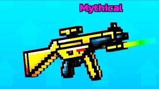 MAKSYMALNY POZIOM GOLD FRIEND! | PIXEL GUN 3D PO POLSKU