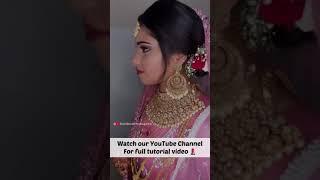 Muslim bridalmakeup