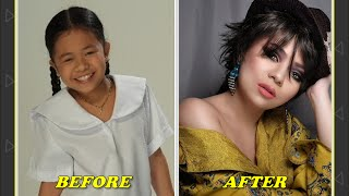 Goin Bulilit Kids Before and After