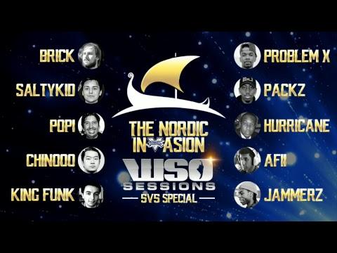 WSO Sessions 02/05/17 - The Nordic Invasion Special, WSO vs. Headstomper