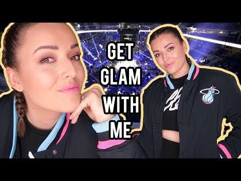 GET GLAM WITH ME ❤ Wij gaan verhuizen! | Beautygloss
