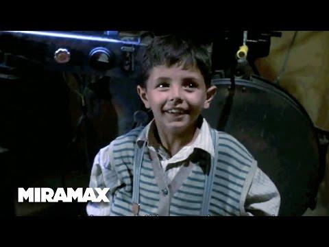 Cinema Paradiso  'The Little Projectionist' HD  Philippe Noiret, Salvatore Cascio  MIRAMAX