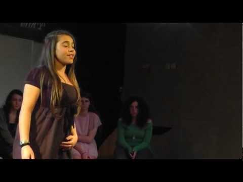 Maya Sings January 2012 Rosh Ha