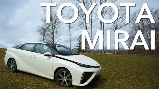 Toyota Mirai 2016 Videos