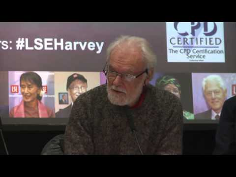 The Power of Ideas: a discussion with David Harvey