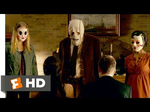 The Strangers 2008  Masked Murderers Scene 910  Movieclips