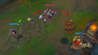 HOW TO TRAP & LoL Best Moments 206 (League of Legends)