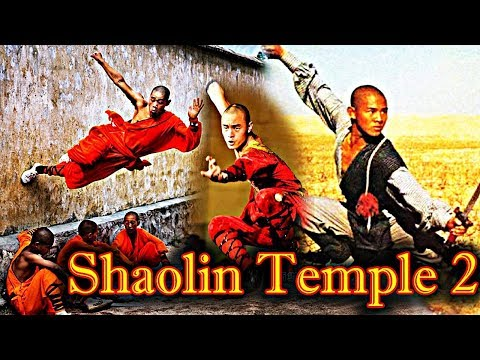 The Shaolin Temple | Full Hindi Dubbed Movie | Jet Lee, Yu Hai