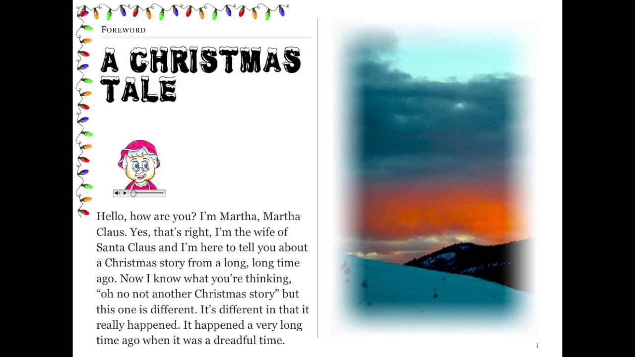 tWas the year that Santa quit Christmas (Foreword) - YouTube