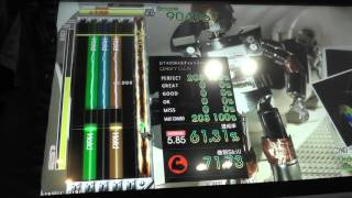 『GITADORA Tri-Boost GuitarFreaks』 Under The Nest -Remaster-(Rotten Blotch) (EXTREME GUITAR 5.85)