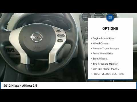 Nissan State College >> 2012 Nissan Altima 2012 Nissan Altima 2 5 For Sale In State College Pa 608118a