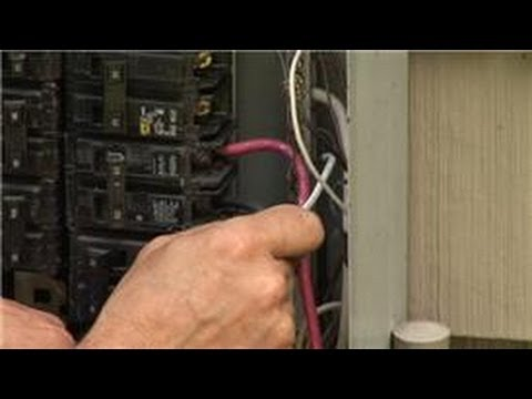 Electrical Help How to Install a Whole House Surge Protector YouTube