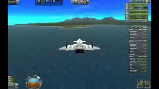 Kerbal Space Program - SSTO Re-entry Tutorial with FAR and DRE