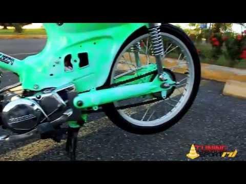 Motor Honda c90