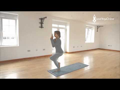 Hot Vinyasa Flow with Alexia